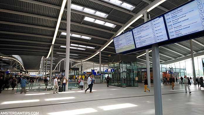 ns railways station - utrecht central