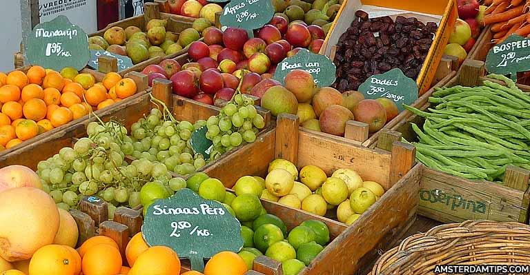 healthy organic food