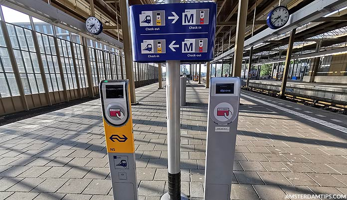 ov-chip card readers - ns and metro