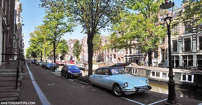 parking in amsterdam
