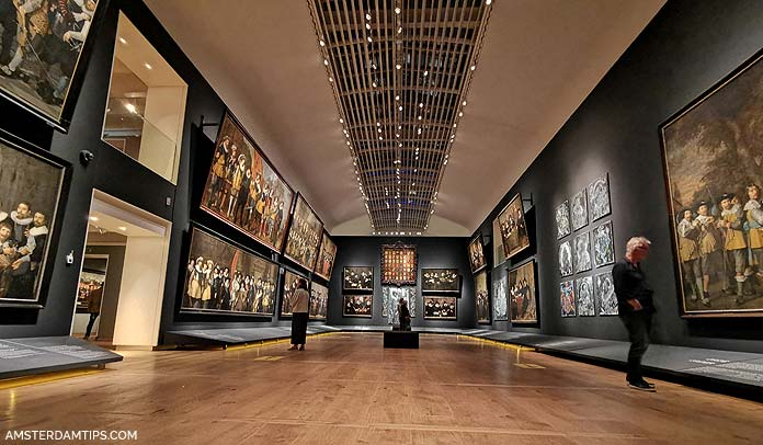 portrait gallery of the 17th century hermitage amsterdam