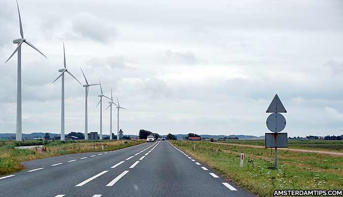 road netherlands