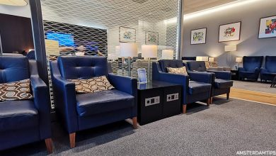 amsterdam schiphol airport lounges