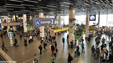 schiphol airport tips