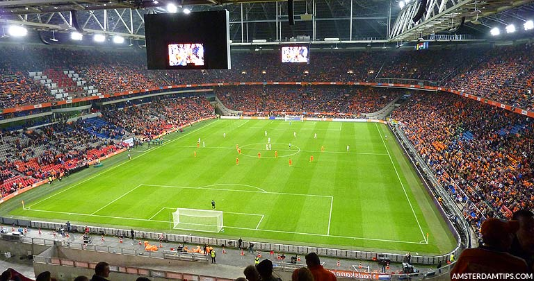 Sport Calendar in Amsterdam and the Netherlands