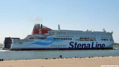 stena line ferry hoek van holland
