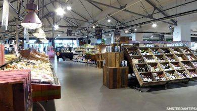 supermarkets amsterdam