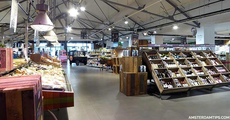 Supermarkets in Amsterdam - Albert Heijn, Dirk, Aldi, Lidl