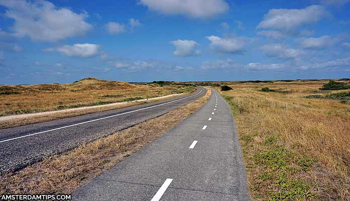 texel dunes national park