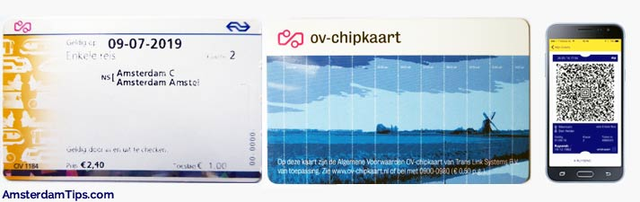 train ticket formats netherlands