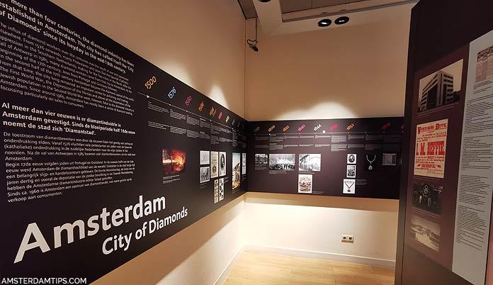 amsterdam diamond museum