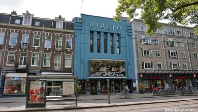cineams in amsterdam - rialto