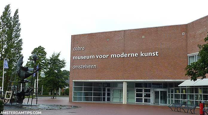 cobra museum amstelveen