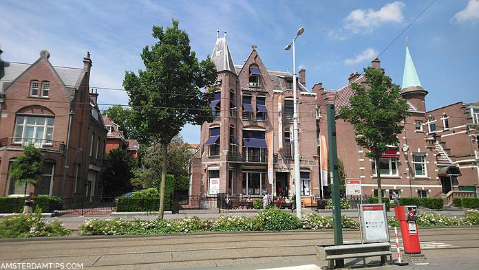 diamond museum building amsterdam