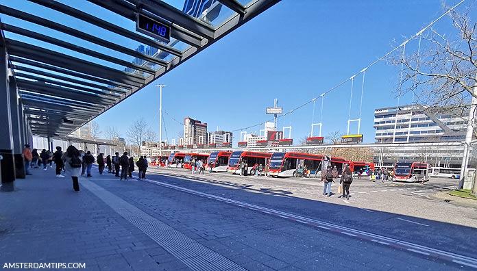 eindhoven bus station