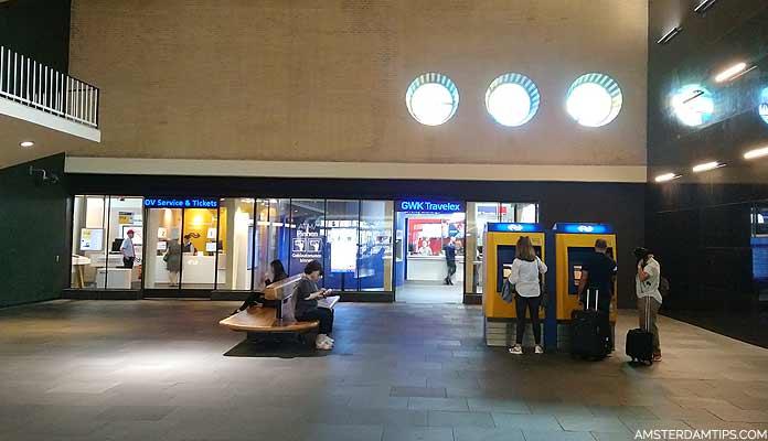 eindhoven station tickets