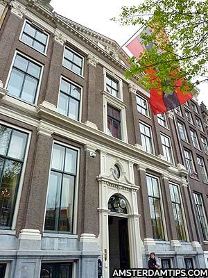 grachtenhuis amsterdam