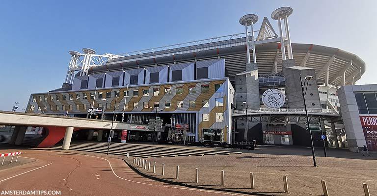 johan cruyff arena stadium amsterdam