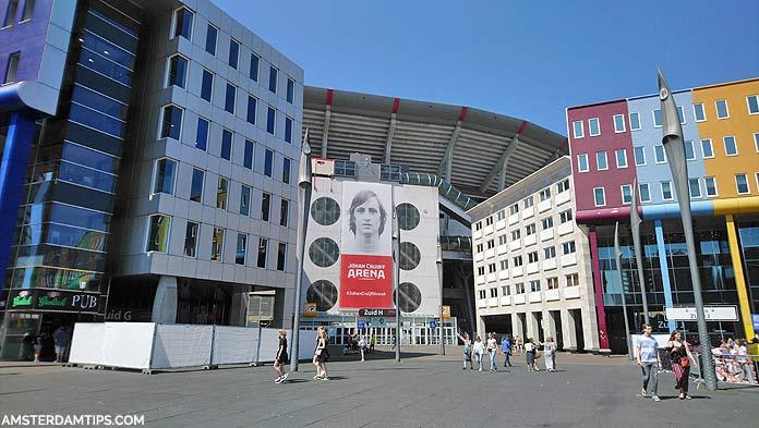 johan cruyff arena stadium