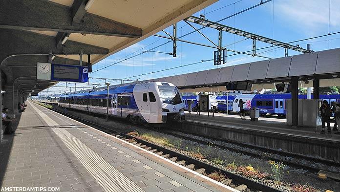 maastricht-aachen arriva train service