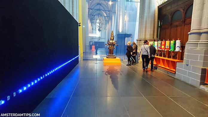 nieuwe kerk amsterdam exhibition