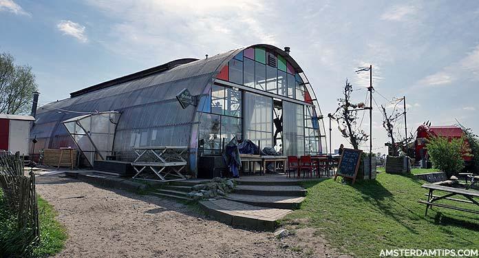 noorderlicht cafe ndsm wharf amsterdam