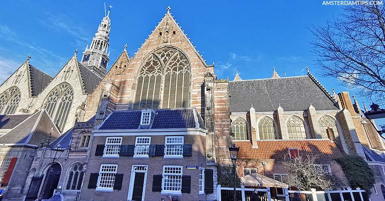 Oude Kerk Tower (Ouderkerkstoren) – Amsterdam Panorama