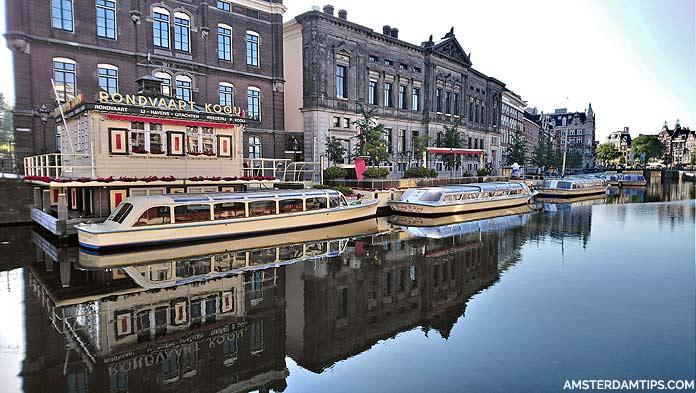 rederij kooij canal cruises amsterdam