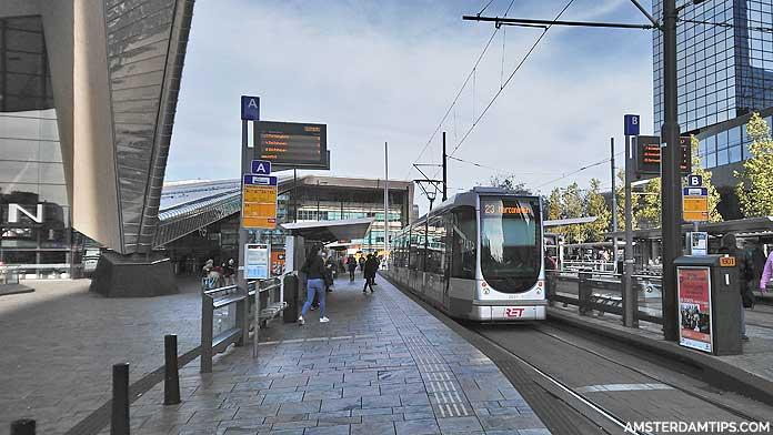 ret rotterdam public transport