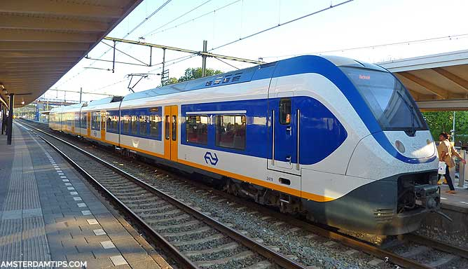 slt sprinter train netherlands