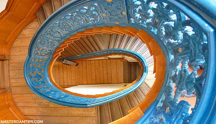 cromhouthuis amsterdam staircase