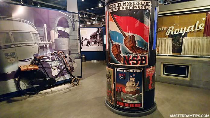 verzetsmuseum in amsterdam