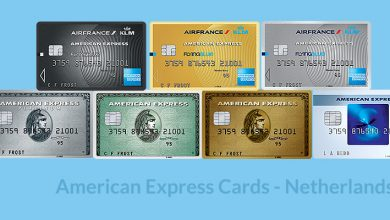 american express cards netherlands