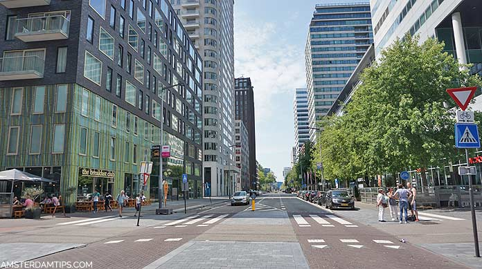 amsterdam zuidas district