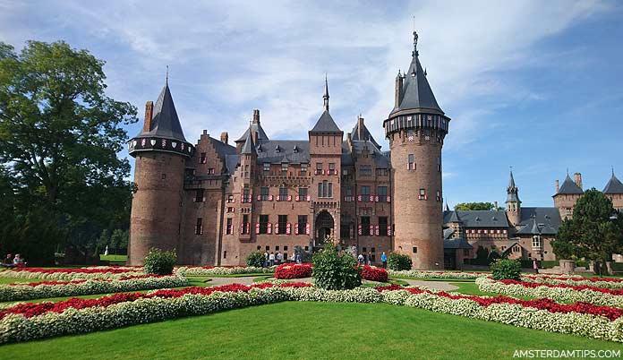 kasteel de haar gardens