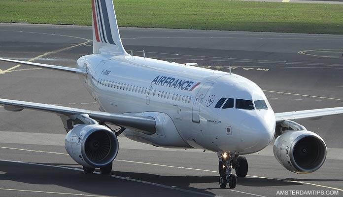 air france airbus a318 aircraft