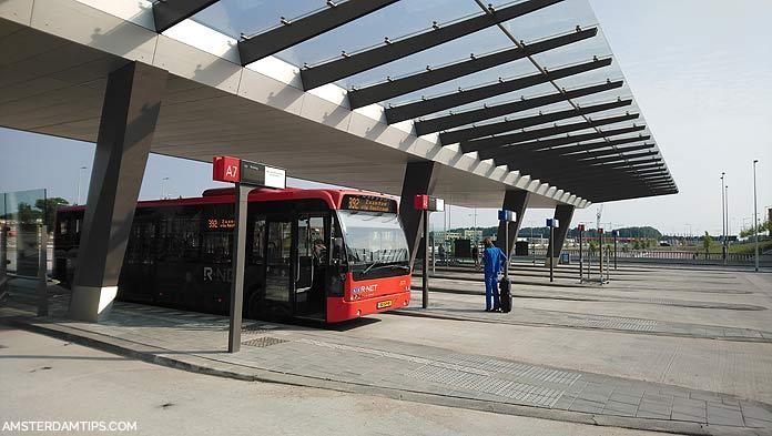 amsterdam noord bus station