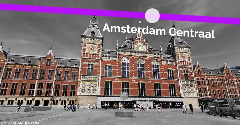 amsterdam train map header
