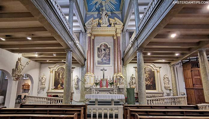 beghijnhof chapel