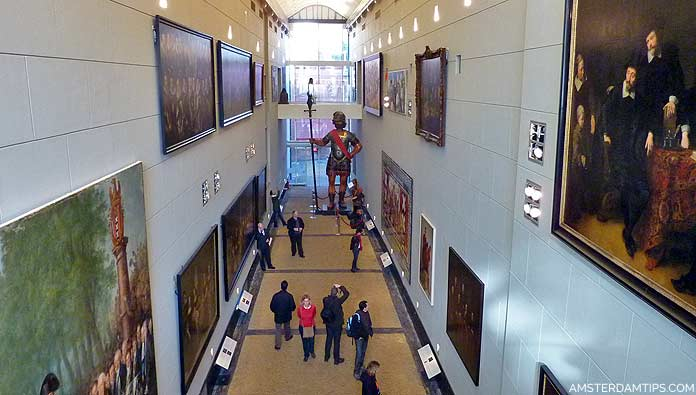 amsterdam gallery at amsterdam museum