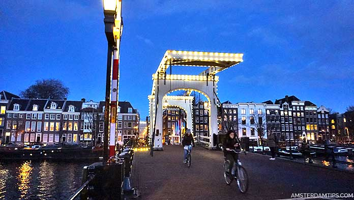 free magere brug amsterdam