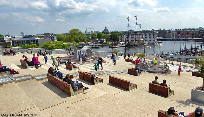 free nemo roof amsterdam