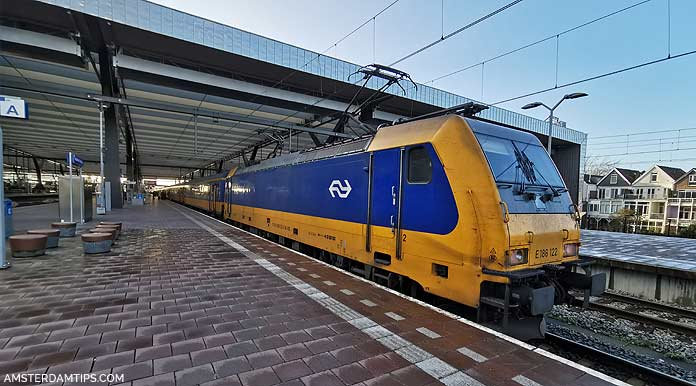 intercity direct train netherlands