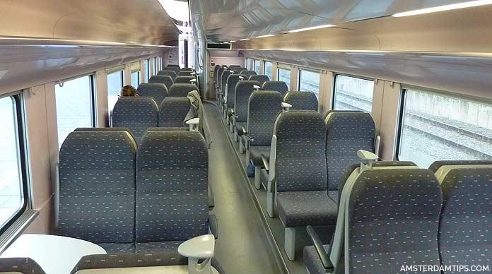 intercity train belgium