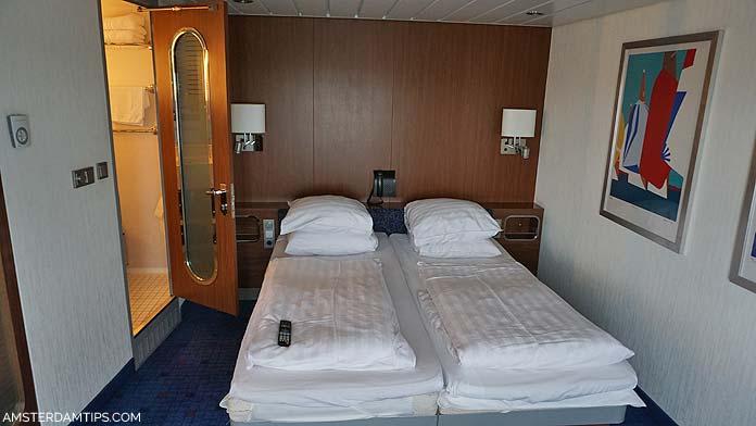 stena line ferry bedroom