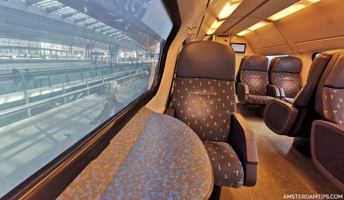 train travel netherlands