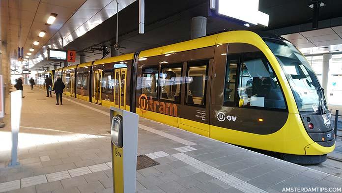 utrecht tram