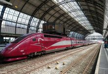 thalys train amsterdam central