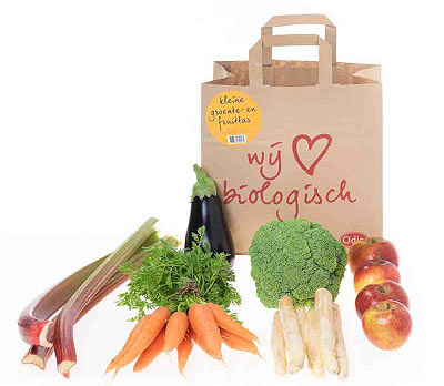odin organic veg package