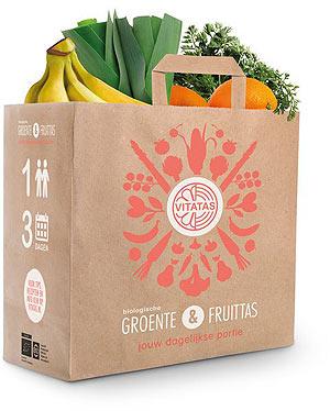 vitatas (ekoplaza) organic bag